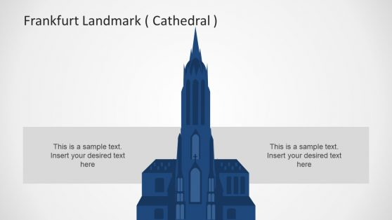 Silhouette PowerPoint Gothic Church