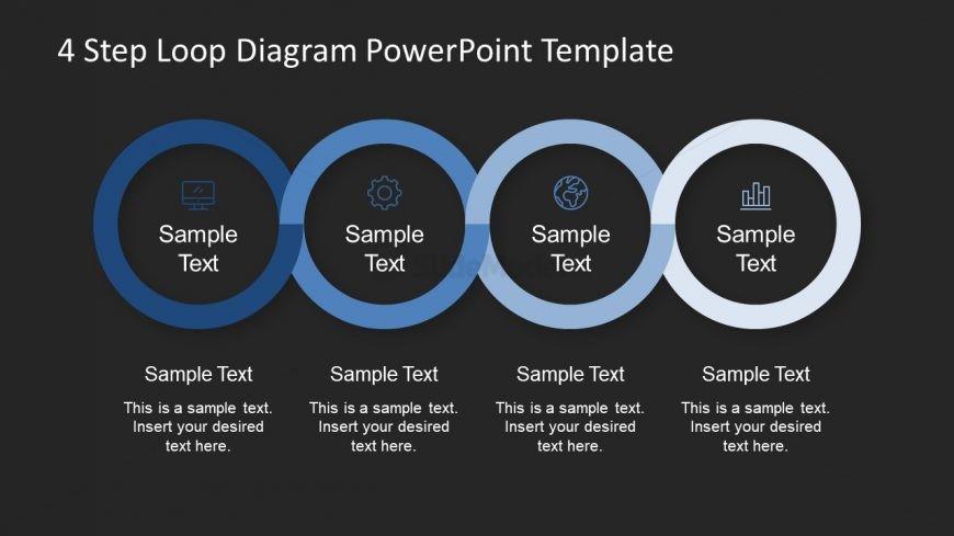 Dark Background PowerPoint Theme