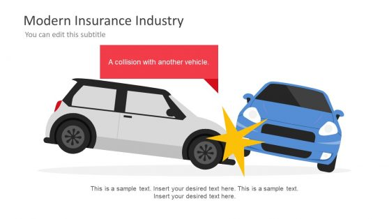 Modern Insurance Industry Collision PPT