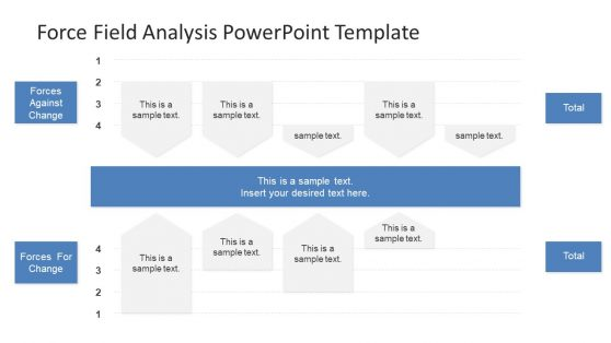 Force Field Powerpoint Templates
