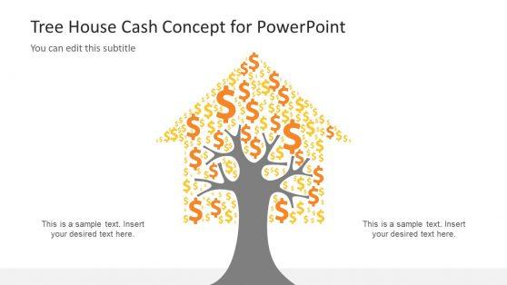 Cash Concept Presentation Dollar Symbol