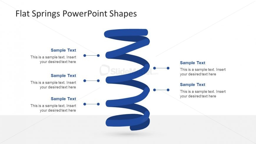 Diagram Design of Springs with Nodes