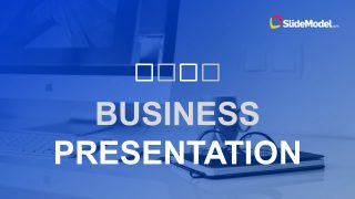 Clean Business Presentation Template for PowerPoint