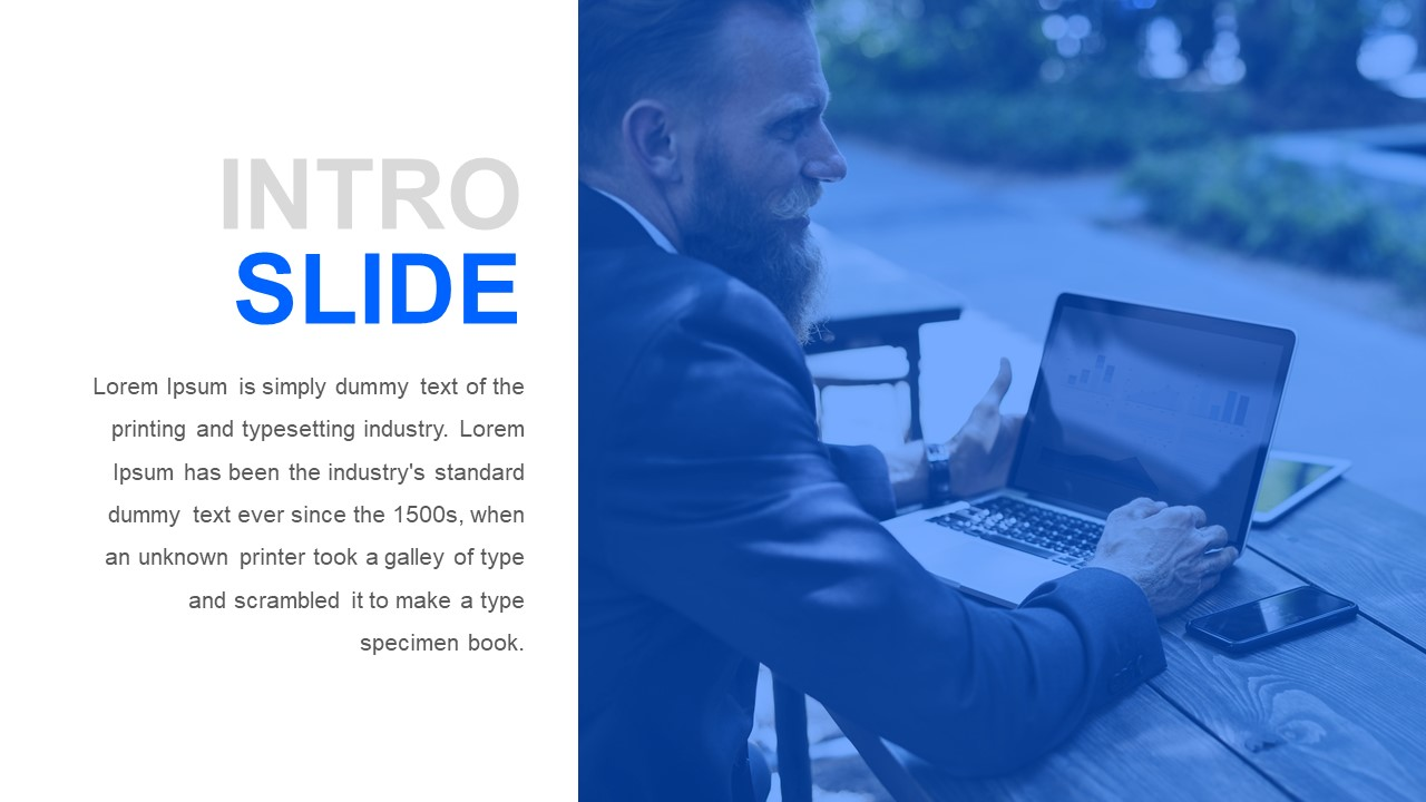 Profile PowerPoint for Company