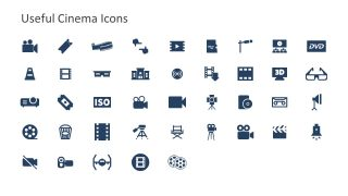 Set of Infographic Icons Presentation