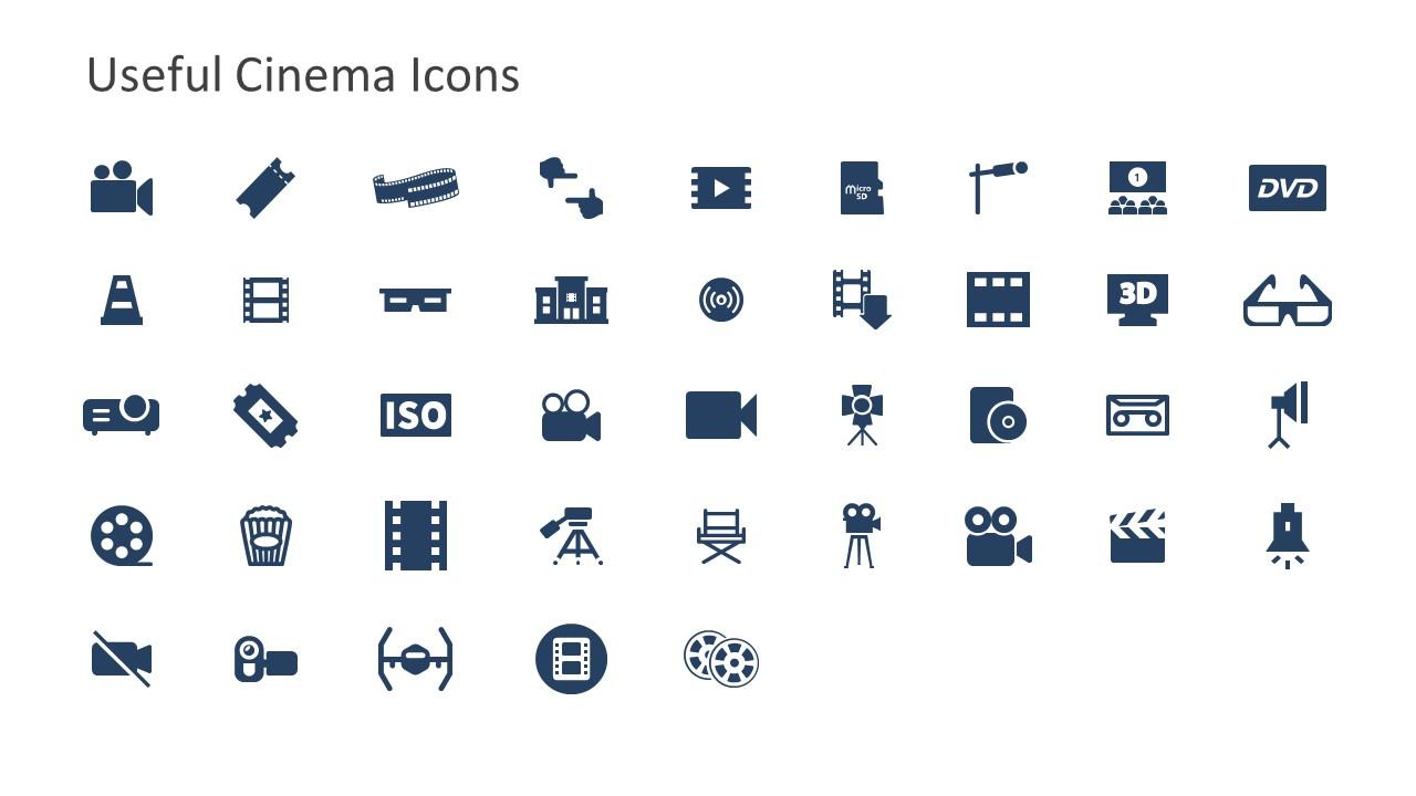 Set of Infographic Icons Presentation