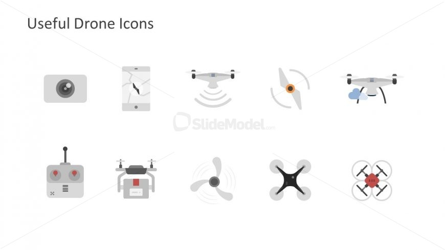 Technology Drone and Device Presentation