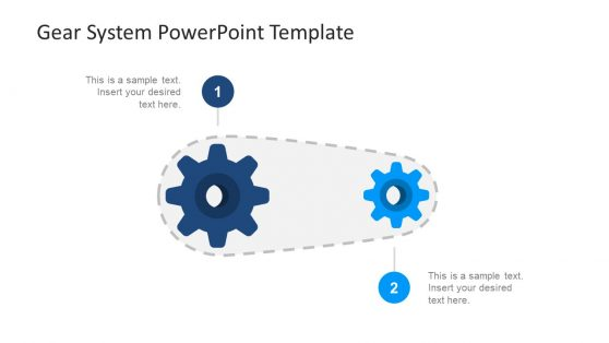 Two Gears Template System Design