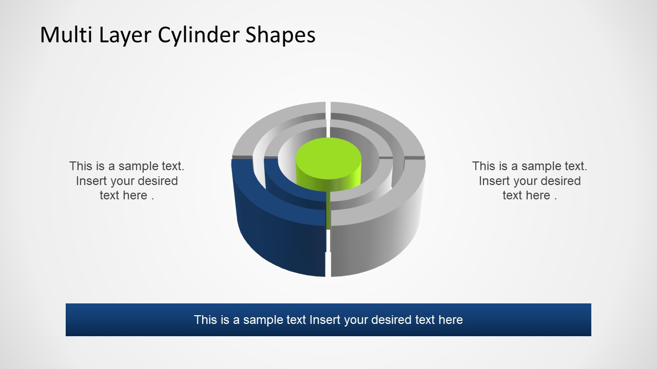 Colorful Vector Design Diagram Template