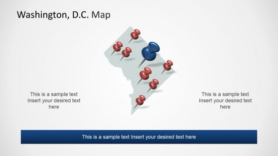 Map of Washington DC Presentation