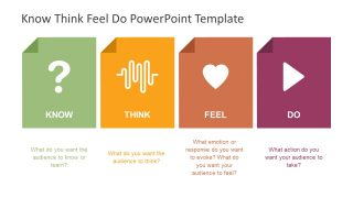 Infographic PowerPoint of Interaction Target Market
