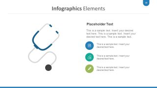 Infographic dashboard elements powerpoint template slidemodel medical infographics powerpoint templates toneelgroepblik Choice Image