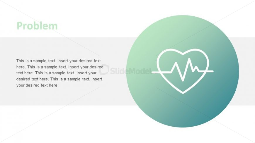 Present Medical Problem Clipart