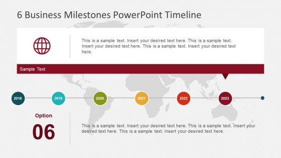 Global PowerPoint Diagram Template