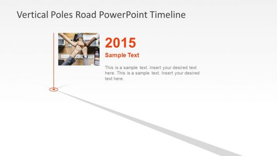 Chronological PowerPoint Picture Poles