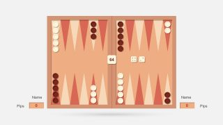 Backgammon Strategy Slides PowerPoint