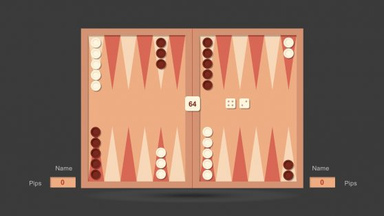 Backgammon PowerPoint Presentation Slides