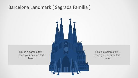Giant Basilica Silhouette Template