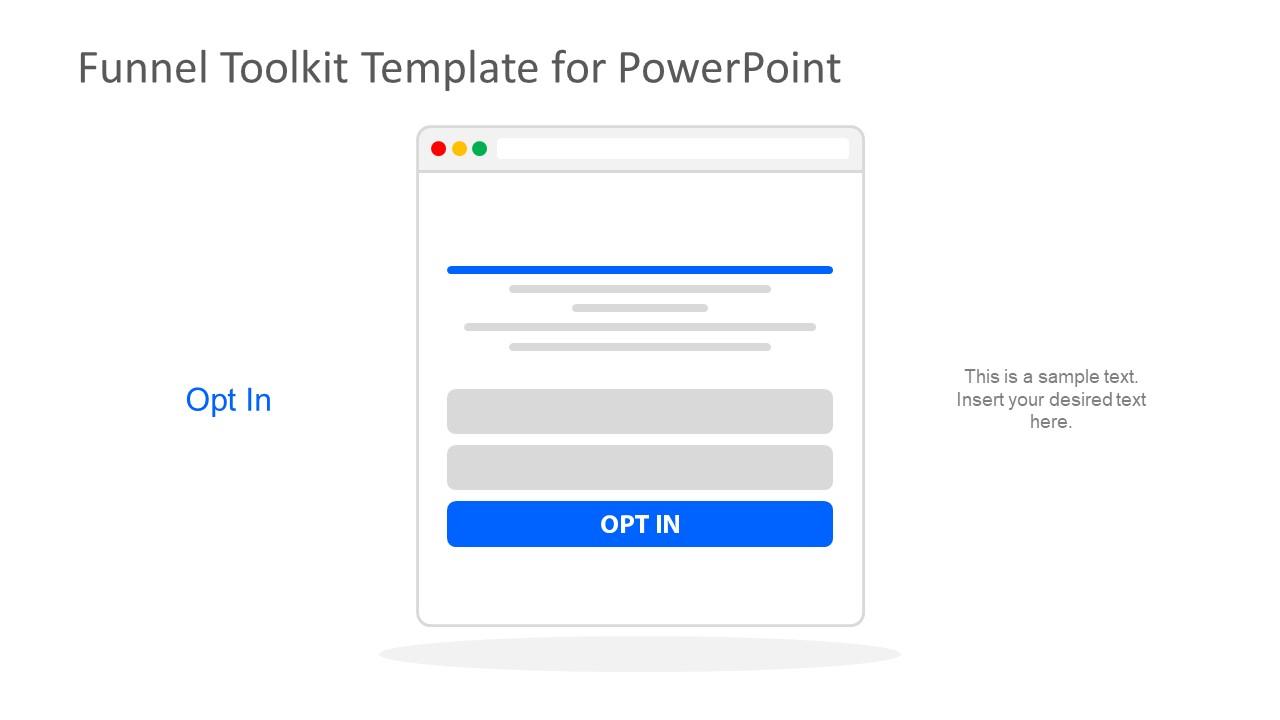 Funnel Designer Infographic Format