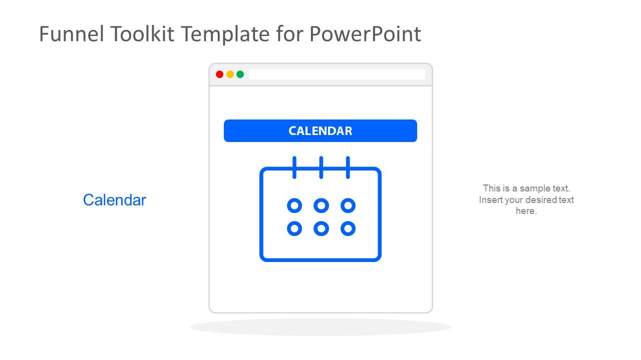 PPT Calendar Web Browser