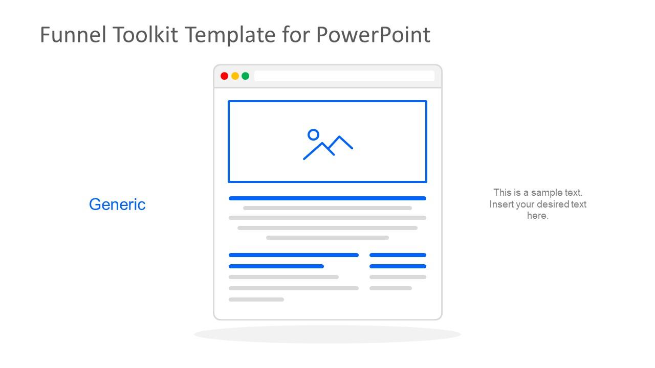 Web Layout Template Design