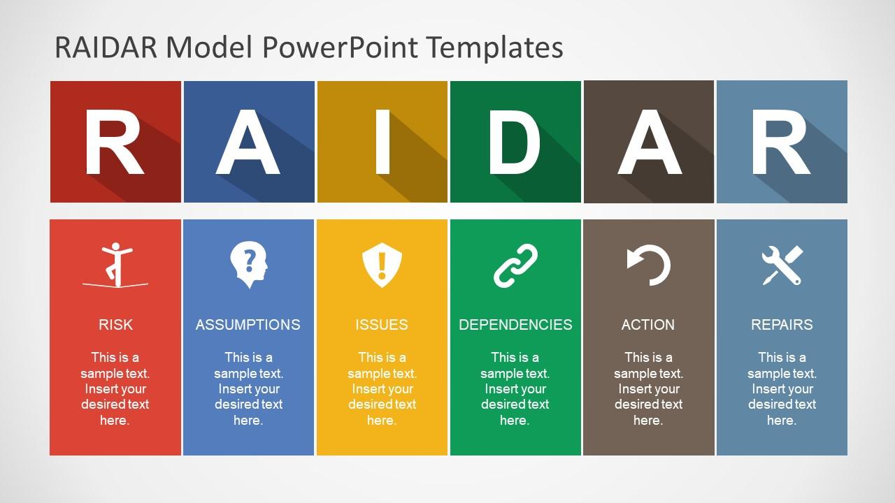 raidar model powerpoint templates