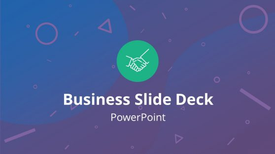 Business Presentation Slide Deck PPT