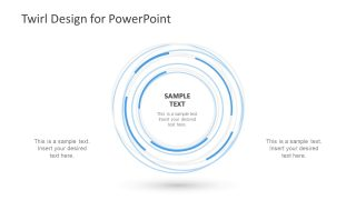 Twirl Design for PowerPoint