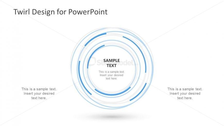 Core Graphical Presentation Twirl