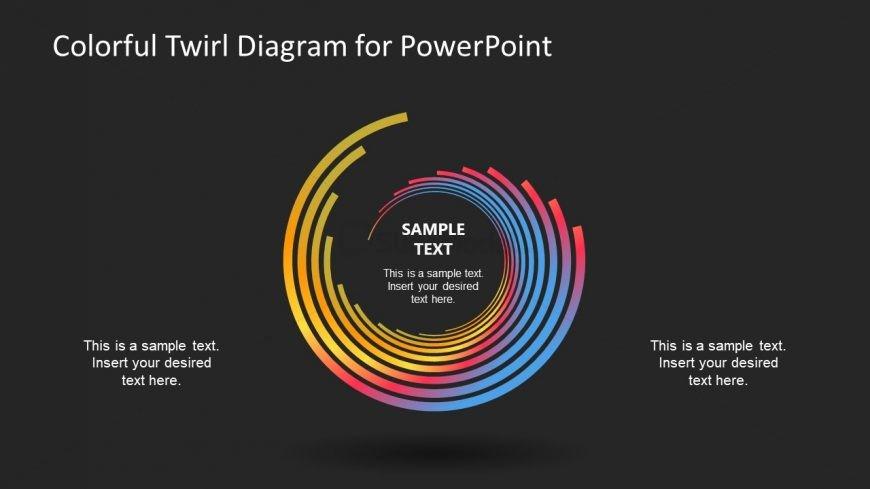 PPT Design Twirl Layout