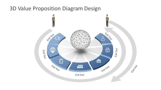 3D PowerPoint Value Proposition Design