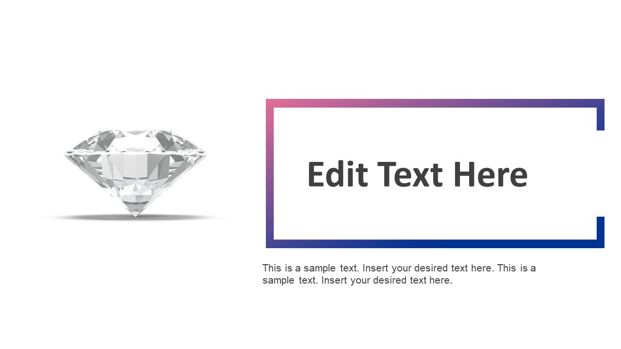 Gradient Effection Design Slide