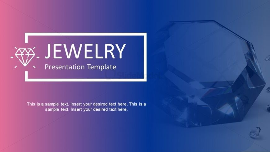 Diamond PowerPoint of Jewelry