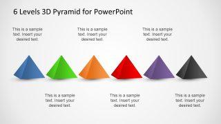 Presentation of 6 Segments Pyramid