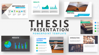 Thesis Presentation PowerPoint Template