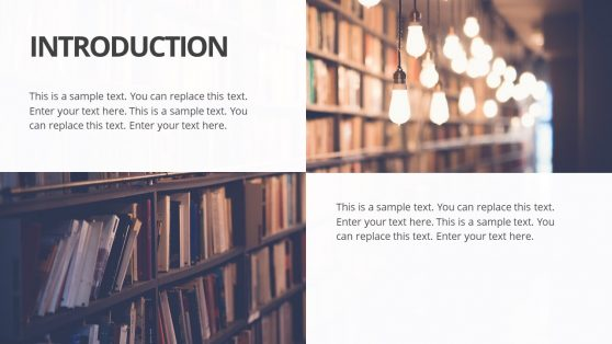 Introduction Template Advance Learning