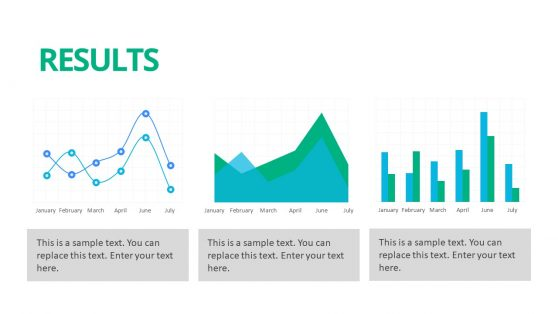 Data Driven PowerPoint for Thesis Results