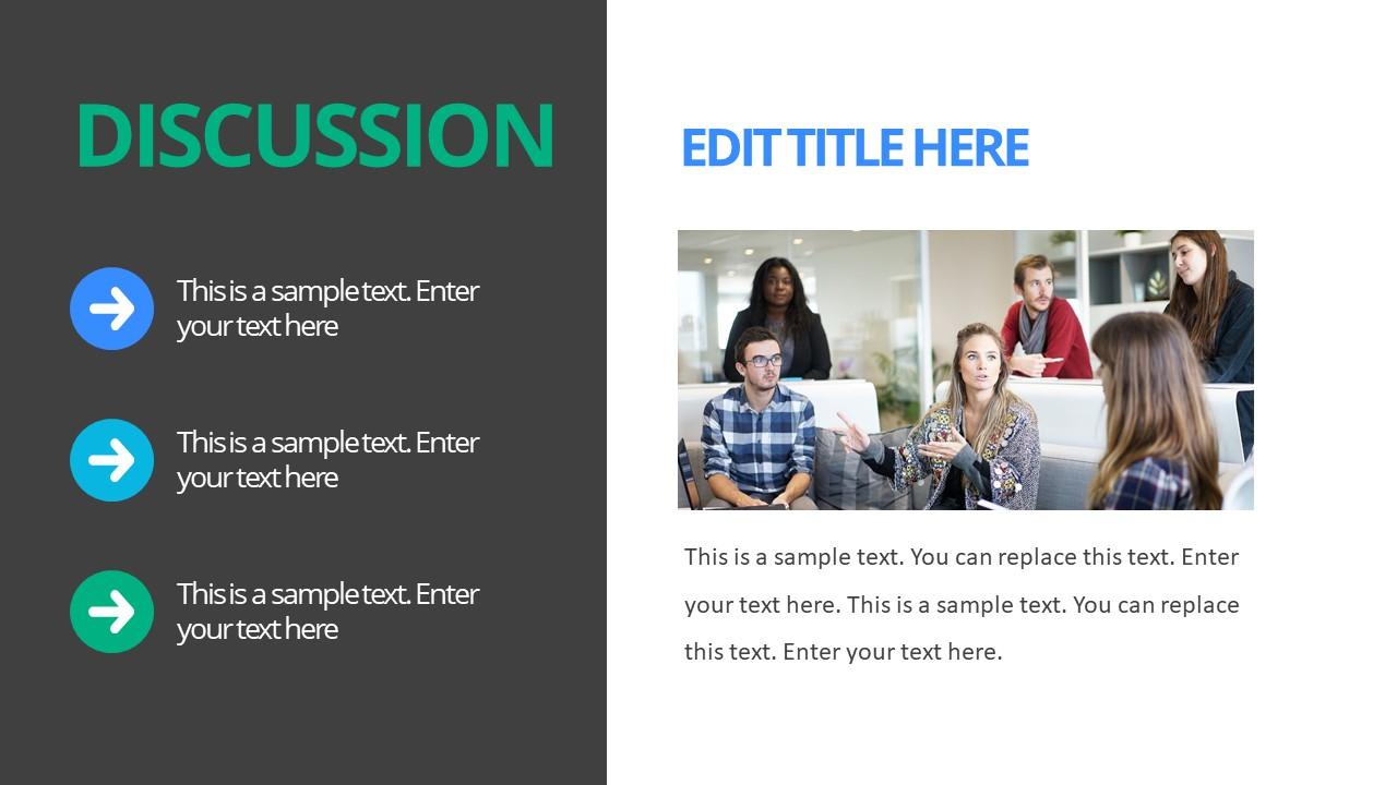 QA Session Slide Template