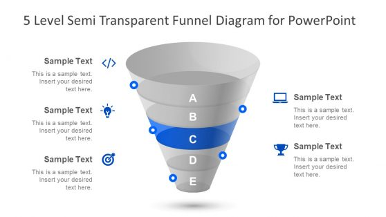 Presentation of Funnel Chart Design