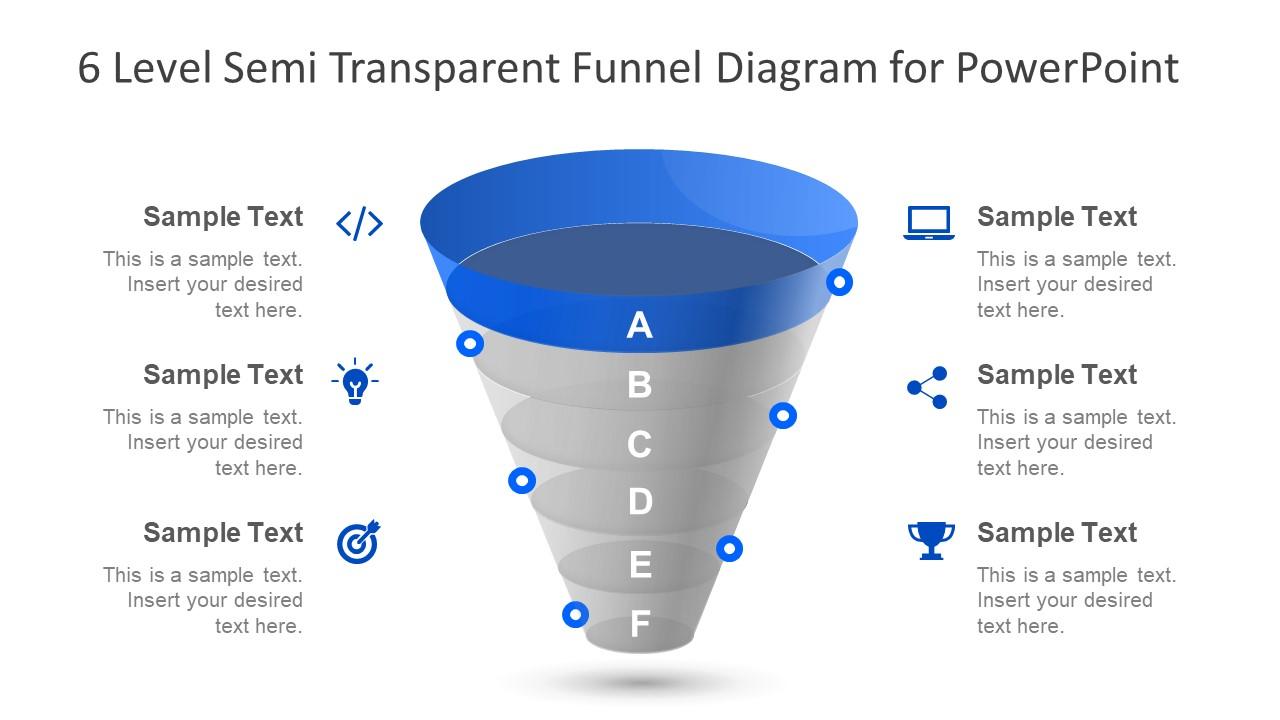 6 Steps PowerPoint Diagram