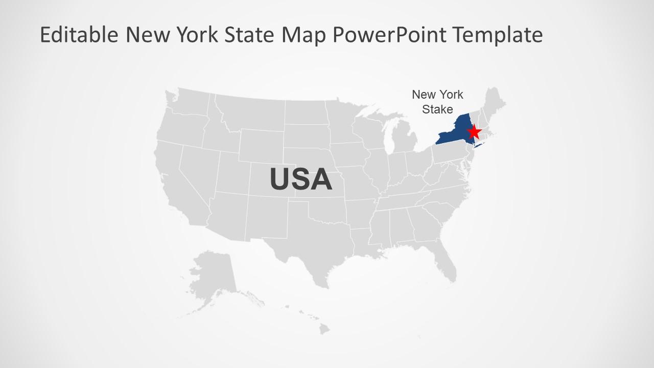 Creative PowerPoint Map Design