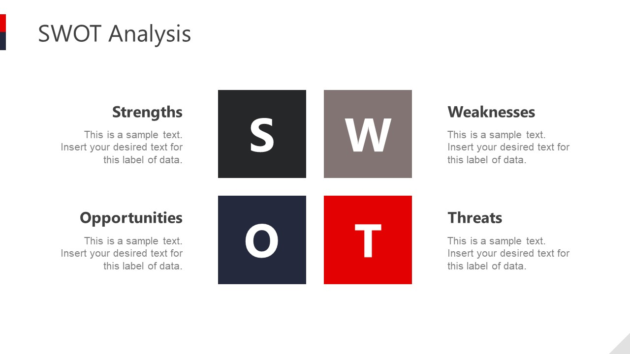 swot analysis ppt hotel business