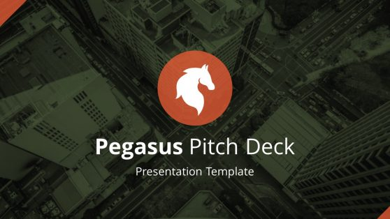 Pegasus Slide of Business Presentation