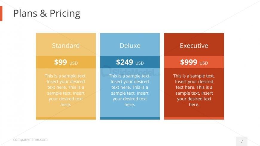 Editable PowerPoint Startup Slide