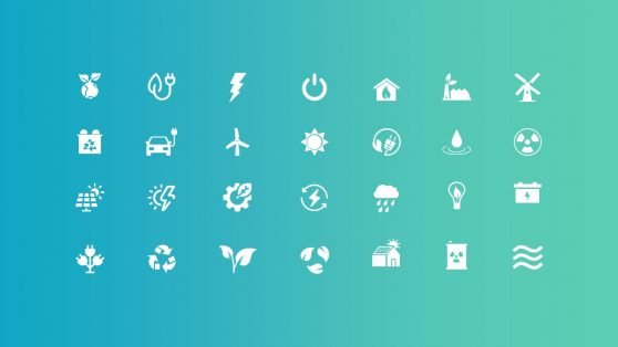 Useful Icons for Renewable Energy PPT