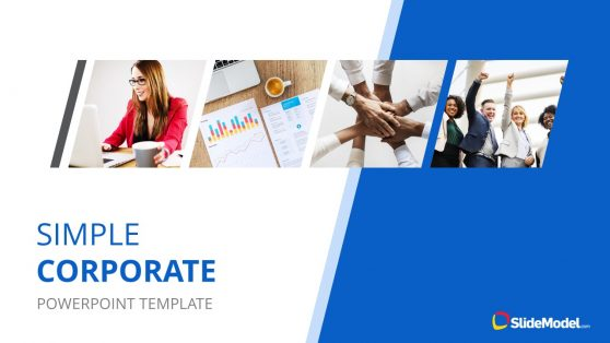 Corporate Presentation PowerPoint Template