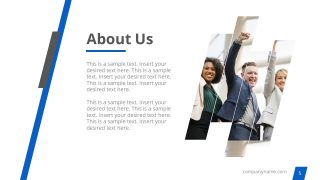 Company Slide Vision Presentation