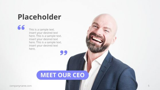 Nemesis PowerPoint Company Profile