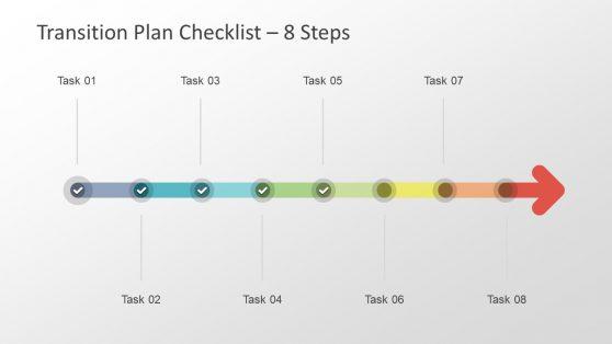 PowerPoint Diagram Timeline Arrows