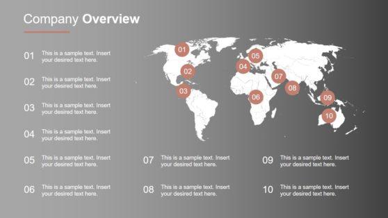 Company Profile and Reach Presentation